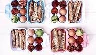 Avustralya'da Yiyecekleri Geri Dönüşümlü Yumurta Kartonlarında Sunan Bir Güzel Restoran