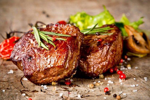 12. Demir yönünden zengin gıdalara başvurun.