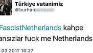 Hollanda Krizi Sonrası Sinirlerimizin Ne Kadar Bozulduğunu Gösteren İlginç Tepkiler