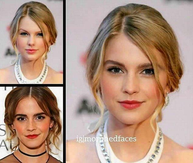 15. Taylor Swift ve Emma Watson