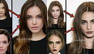 Ünlülerin Yüzleri Harmanlanıp Yeni Bir İnsan Yaratıldığında Oluşan 22 Yeni Görüntü