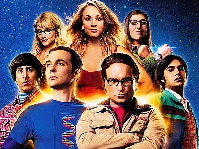 15. The Big Bang Theory (2007–)    IMDb 8.3