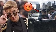 Bu Kaçıncı? Justin Bieber'ın Fotoğraf İsteyen Genç Hayranına Verdiği Aşağılayıcı Cevap