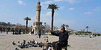 Zabıta Tarafından Sattığı Yem Yere Dökülen Kuşçu İzzet Amca: 'Özür Dilediler'