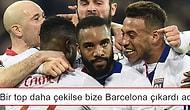UEFA Avrupa Ligi'nde Beşiktaş - Lyon Eşleşmesiyle İlgili Atılan En İyi 18 Tweet