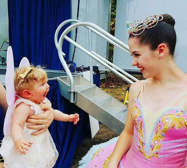 15. Bir prensesle ilk tanışma...