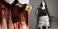 Neredeyse İki Buçuk Metrelik Saçlarıyla Çağımızın Rapunzeli: Alia Nasroya