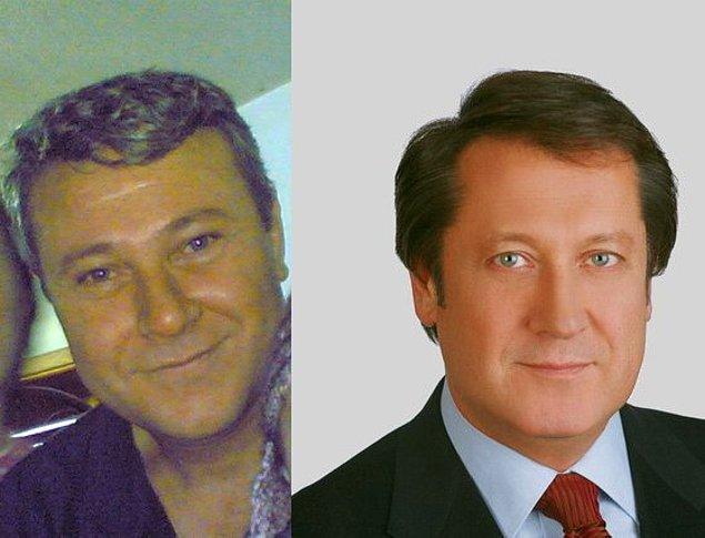 Bonus gibi bonus: Editörlerimizden Gökhan'ın babası ve Ahmet Özhan...