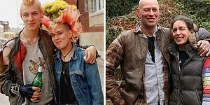 Yıllar Öncesinin Asi, İsyankar Gençlerinin Önceki ve Sonraki Hallerinden 27 Fotoğraf
