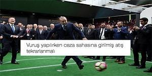 İkincisi Düzenlenen Futbol Zirvesi'ni Mizah Zirvesine Çeviren 15 Kişi