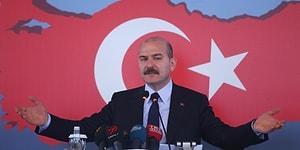 İzmir Marşı'nı Süleyman Soylu İçin Değiştirdiler: 'Yaşa Süleyman Soylu Sen Çok Yaşa'