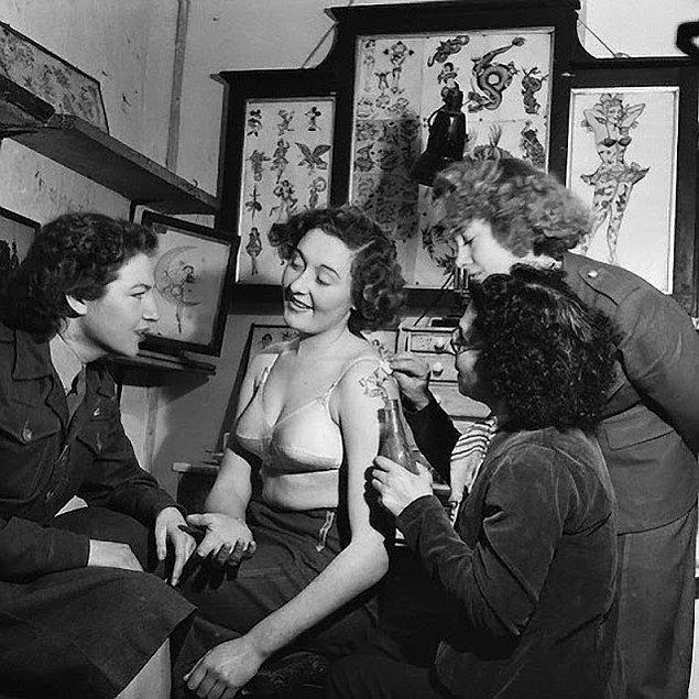 O dönemlerde dövme yaptırmış olmanın gururu ve mutluluğu...