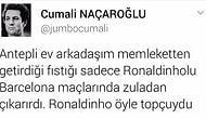 Onun Gibisi Bir Daha Gelmez! Yeşil Sahaların Görmüş Olduğu En Yetenekli Futbolcu Ronaldinho