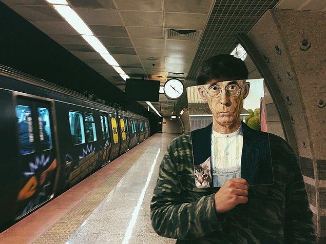 10. Metro