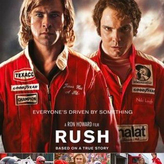 Rush - Zafere Hücum