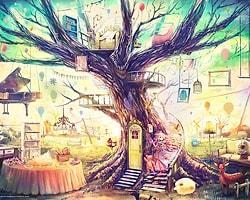 Anime İzleyenlerin Hayal Dünyaları Çok Güçlü Olur