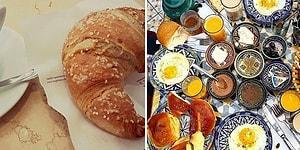 Dünya'nın Kahvaltısı! 28 Farklı Ülkeden Çeşit Çeşit Kültürlerin Rengarenk Sabah Sofraları