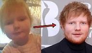 Ed Sheeran'a Kendisinden Çok Benzediği İçin İnternete Kafayı Yedirten 2 Yaşındaki Bebek