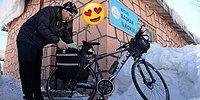 Bitlis'teki Köy Çocuklarının 'Bisikletli' Kütüphanecisi Hakan Yücel ile Tanışın!