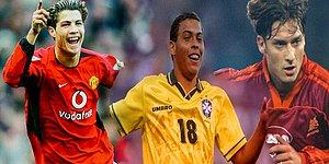 Maradona'dan Ronaldo'ya Gençlik Yıllarında Yıldız Haline Gelen 19 Efsane Futbolcu