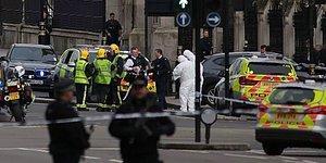 İngiltere'deki Terör Saldırısını IŞİD Üstlendi