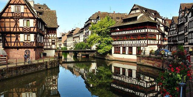 10. Strasbourg, Fransa