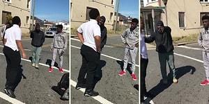 Sokak Ortasında Kavga Eden Gençleri Barıştırarak Efsane Olan Adam