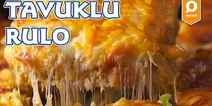 Meksika Mutfağını Minnacık Dürüme Sığdırdık! Tavuklu Rulo Nasıl Yapılır?