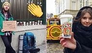 Çizimleriyle Süslediği Bardaklarla Dünyayı Gezme Hayalini Gerçekleştiren Türk Gezgin