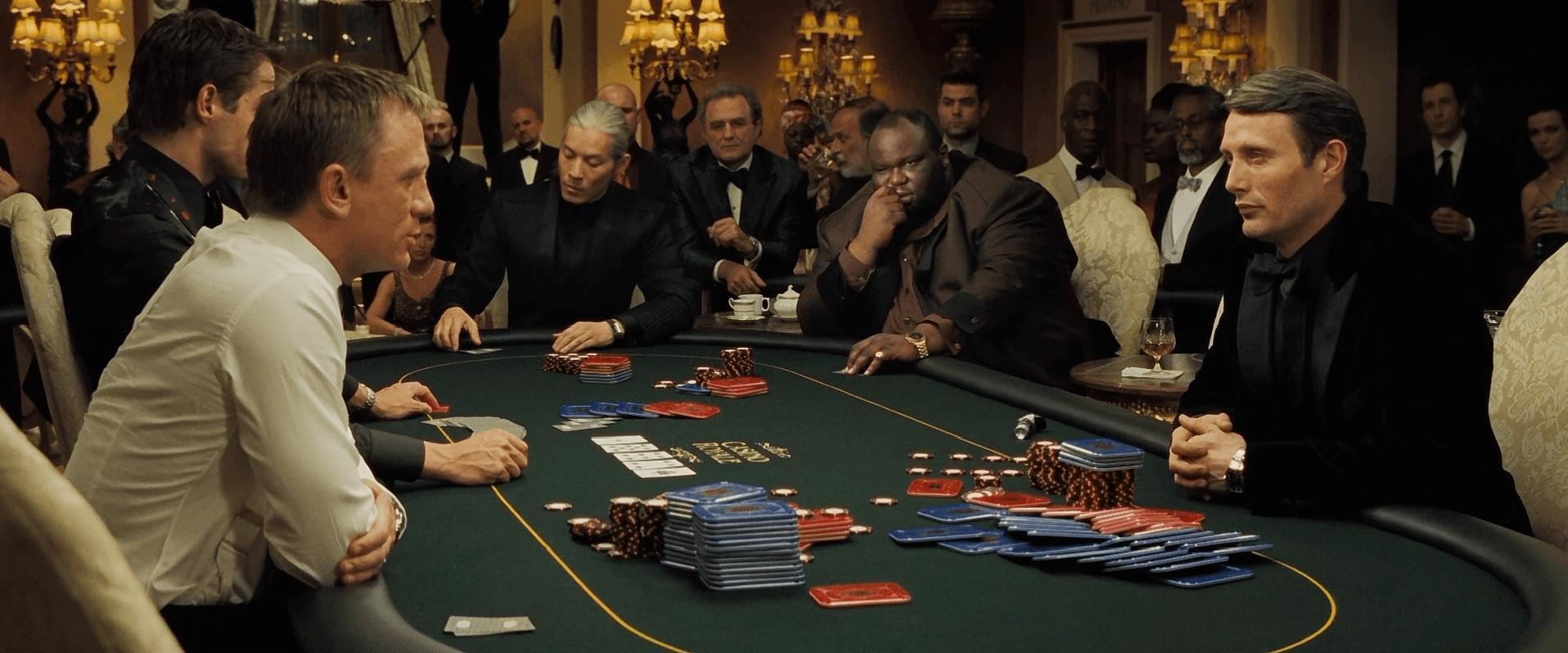007 casino royale scena poker