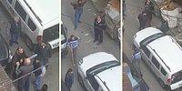 Şoförünü Yakalayamayınca Arabayı Parçalayan Şehir Magandaları