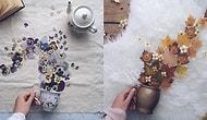 Rus Sanatçıdan Fincanlarla Yapılan Muazzam Derecede Güzel 18 Şairane Kompozisyon