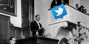 '16 Nisan'dan Sonra' Denildi: Dağıtımına İzin Verilmeyen Nutuk Sosyal Medyanın Gündeminde