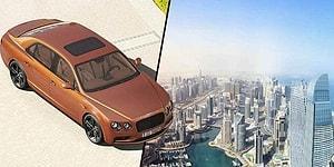 Çözünürlüğü Bu Kadar Yüksek Bir Fotoğraf Görmüş müydünüz? Karşınızda Bentley ve Dubai!