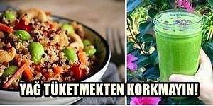 Yeme Alışkanlıklarınızı Tamamen Değiştirmeden Sağlıklı Beslenmenizi Sağlayacak 17 İpucu