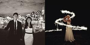 Düğün Gününü Unutulmaz Kılmak İsteyen Aşıkların Bayılacağı Güzellik: Hareketli Fotoğraflar