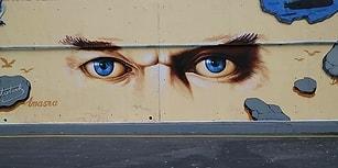 Yaratıcılıklarını ve Yeteneklerini İyilik İçin Kullanan Grafitici Grubu: Boyalı Eller