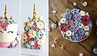 Baharın Gelişiyle Çiçek Açan Sanatsal Pastalardan 29 Göz Doyuran Fotoğraf