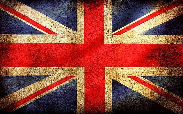 İngiliz!