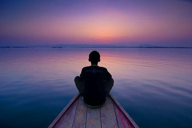 8. Duyusal uyaranların sayısını azaltmak, bilişsel becerilerimizin de yenilenmesini sağlamaktadır.