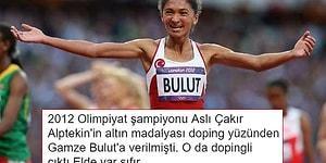 Üç Atletimiz Daha Dopingli Çıktı: Elvan Abeylegesse, Gamze Bulut ve Songül Konak'a Men Cezası