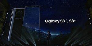 Mobilde Rekabet Kızışıyor: İşte Samsung'un Yeni Amiral Gemisi Galaxy S8