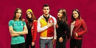Sarısıyla Kırmızıyla Galatasaraylılığa Yakışır Bu Butiği Kaçırma