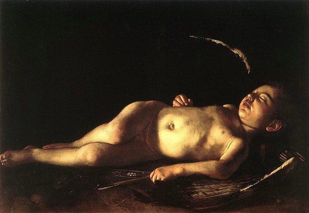 Roma'ya ulaşmak için deniz yolunu kullanan Caravaggio, çalışmalarını ve kendisini götüren gemiye bindi. Kötü günlerin sonuna gelmiş, artık arınmıştı. Pişmanlık ve acı ile geçen sürgün artık bitmişti.