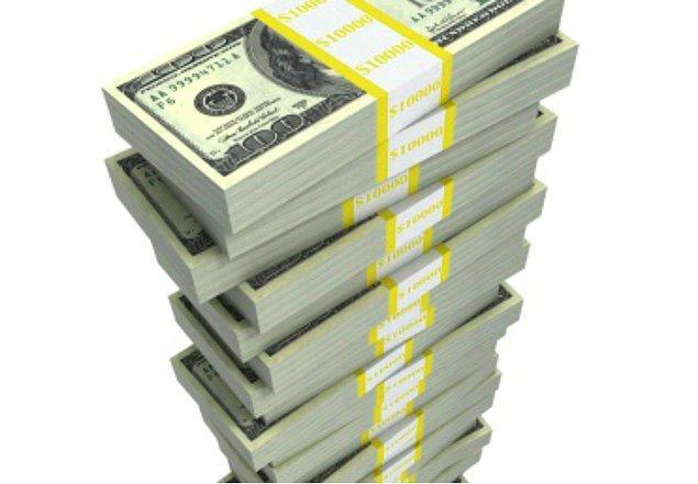 2. Yeterince zenginseniz, paradan bir kule yapabilirsiniz.