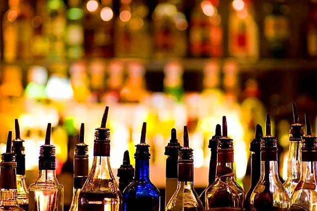 Yıllık en fazla artış yüzde 22 ile alkollü içecekler ve tütün grubunda.