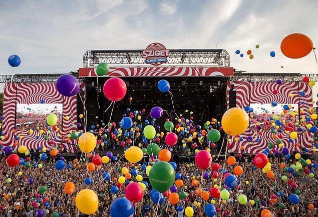 1. Sziget Müzik Festivali