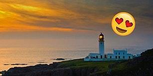Her Şeyi Bırakıp Gitmek İsteyenlere: İskoçya'da Bir Deniz Fenerinin Yanı Başındaki Ev
