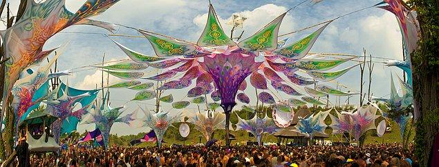 3. Ozora Festival