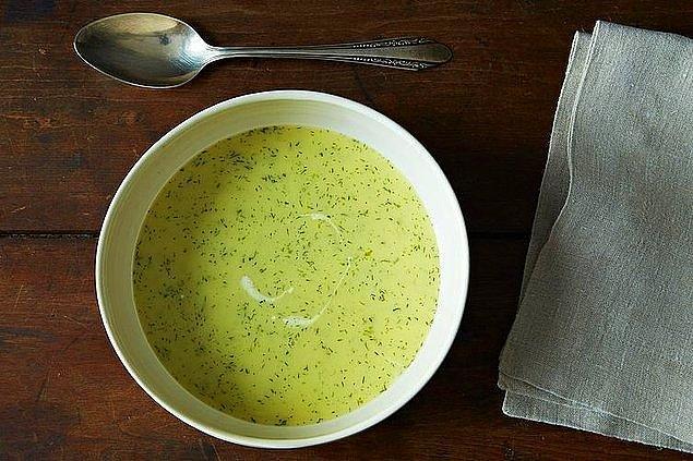 1. Kerevizin çorba haline bayılacaksınız.